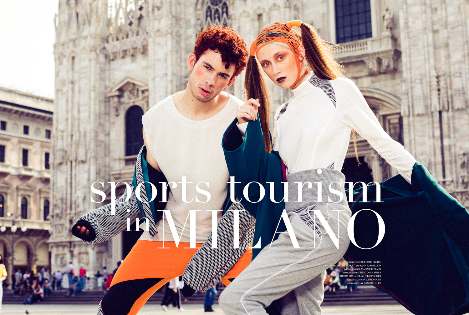 Sports Tourism in Milano ft. Maxime Edward