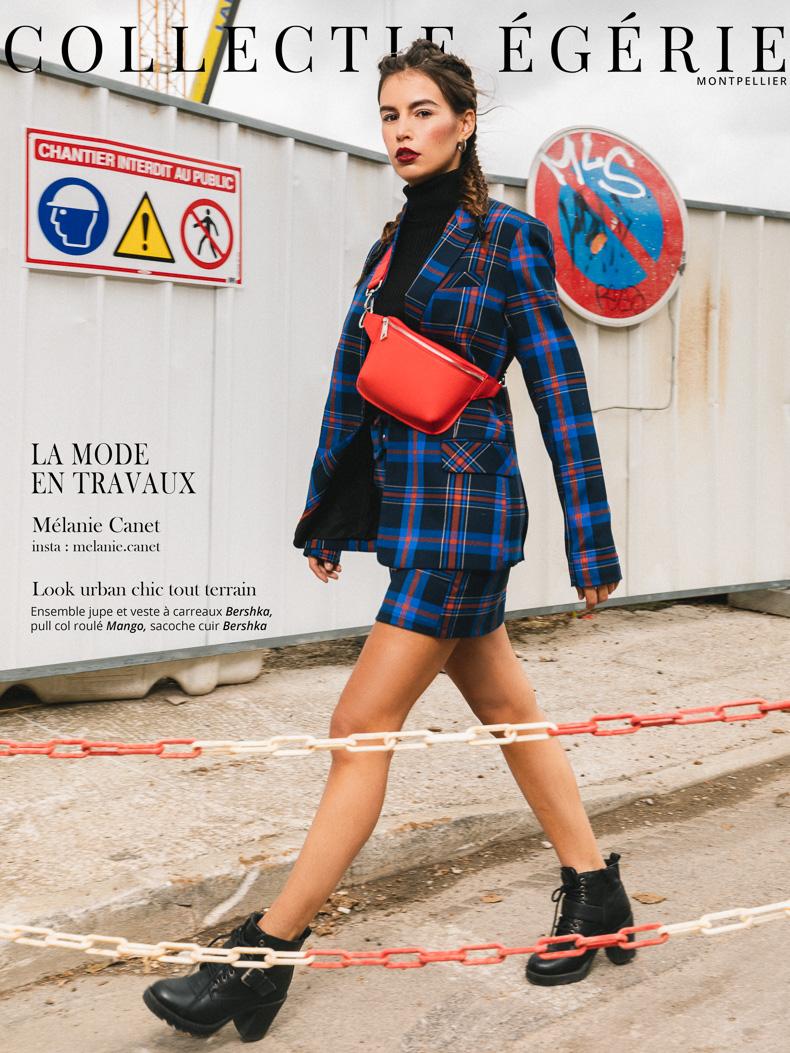 La Mode en Travaux ft. instagrameuse @melanie.canet