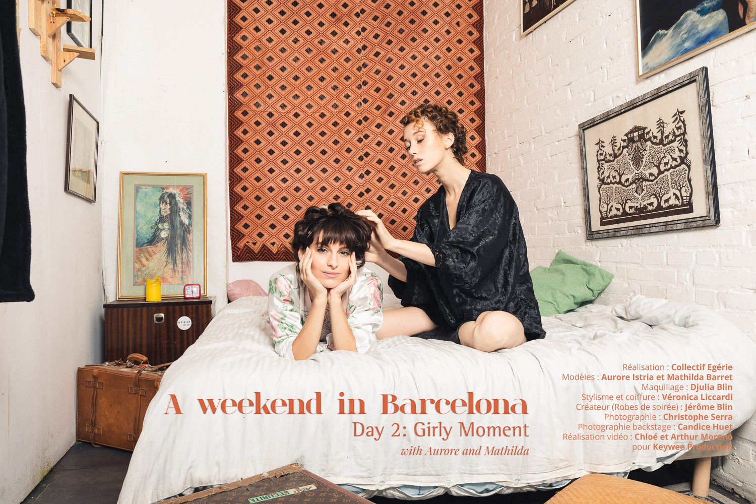 A weekend in Barcelona